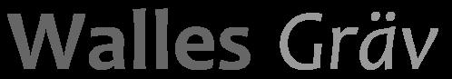 Walles Gräv logo